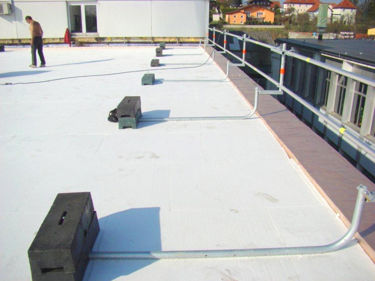 Dachtec Gmbh Sanierung Reinigung Beschichtung Und Reparatur Von